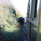 Intermediate Siding between Mendip Vale and Cranmore