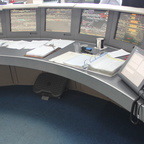 Signalling Shift Managers Desk